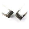 Two-Core Fused Clapton Ni80 - 10 Coils