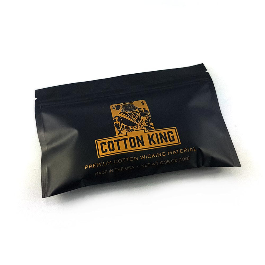 COTTON KING WICKS - Cotton King