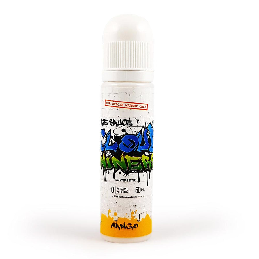 CLOUD NINERS - Mango e-liquide 50ml