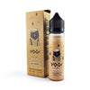 YOGI E-LIQUID - Peanut Butter Banana Granola Bar e-liquide 60ml