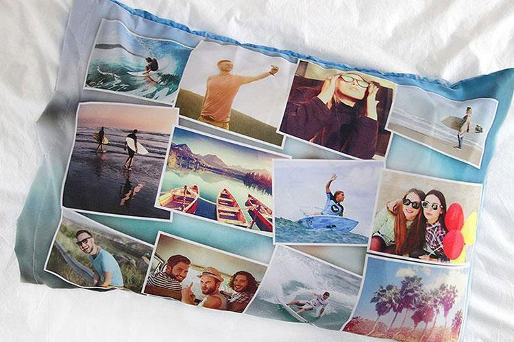 DIY: Picture Pillows