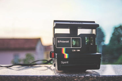 Polariod Cameras are Back!
