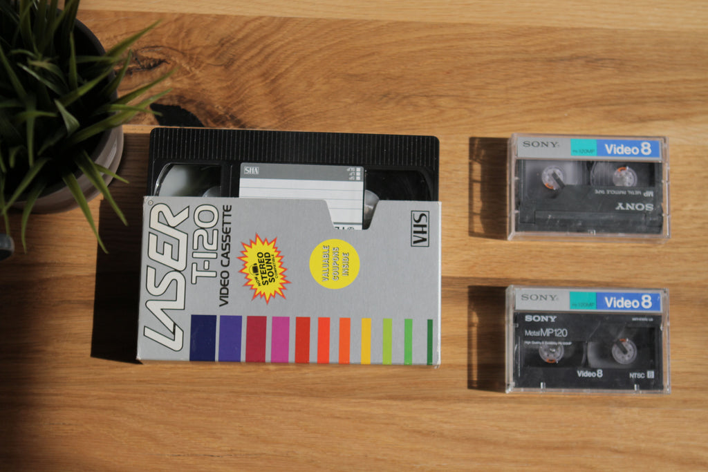 SONY ES T-160 VHS Tape