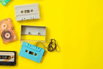 3 Reasons Why Audio Cassettes Tapes are Coming Back