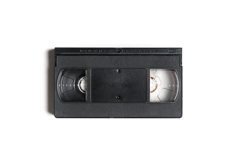 The Rise and Fall of the VHS
