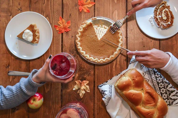 Classic Thanksgiving Recipes Through the Years