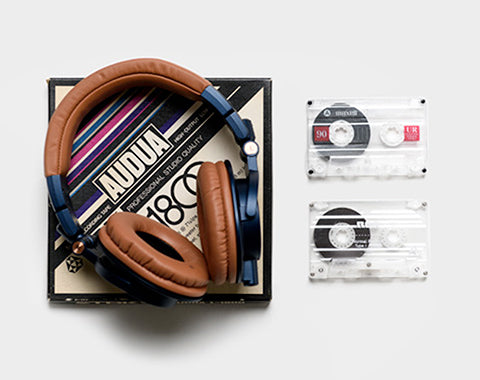 Digitize Your Audio Tapes