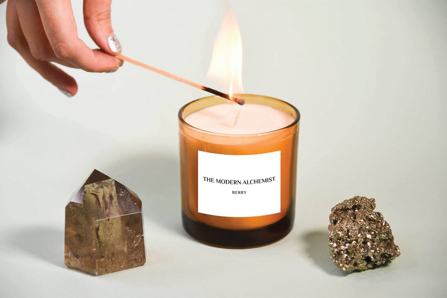 "Limited Edition ""2019"" Candle by The Modern Alchemist"