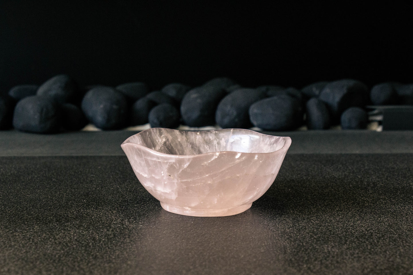 Rose Quartz Bowl (Large)