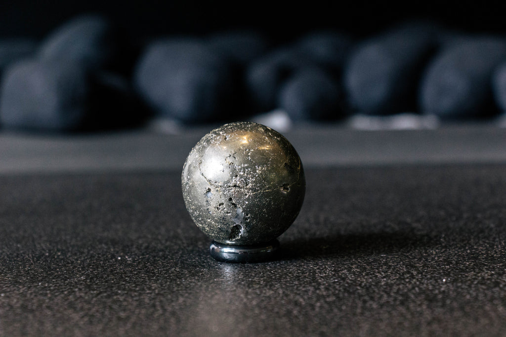 Pyrite Orb Mini
