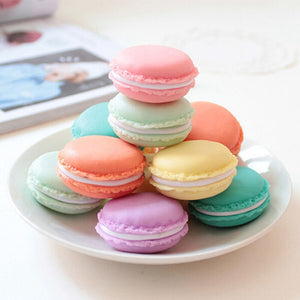 Mini Macaron Storage Boxes - Set of 6