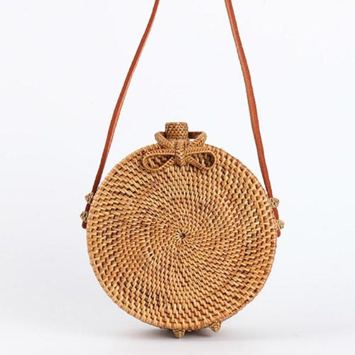 rattan bag, bali bag, straw bag, round rattan bag, instagram bag, blogger bag, ata reed bag, rattan purse, rattan cross body bag, wicker cross body, straw cross body bag