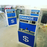 Change Machine Wrap