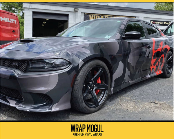 Hellcat Logo Decal Kit