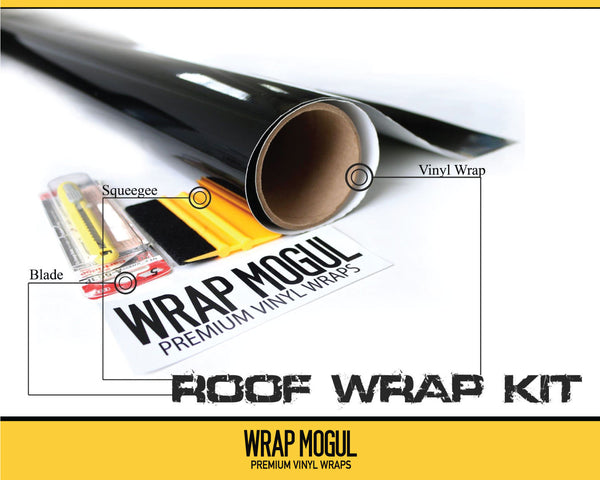 Roof / Hood Vinyl Wrap Kit