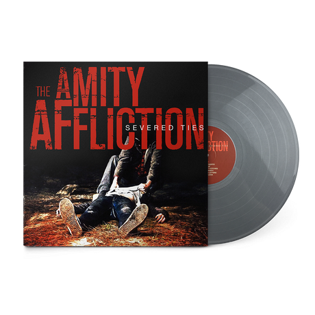 The Amity Affliction - Severed Ties (Silver repress LP)