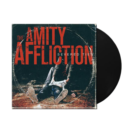 The Amity Affliction - Severed Ties (Black LP)