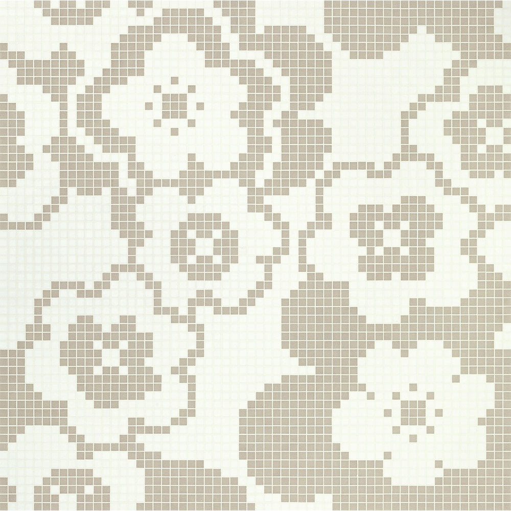 Bisazza Decori 20 Garden Grey