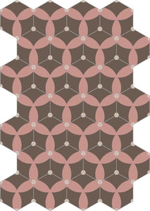 Bisazza Cementiles Couture Astral Bakery