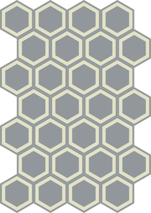 Bisazza Cementiles Couture Honey Beton
