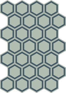 Bisazza Cementiles Couture Honey Bismarck