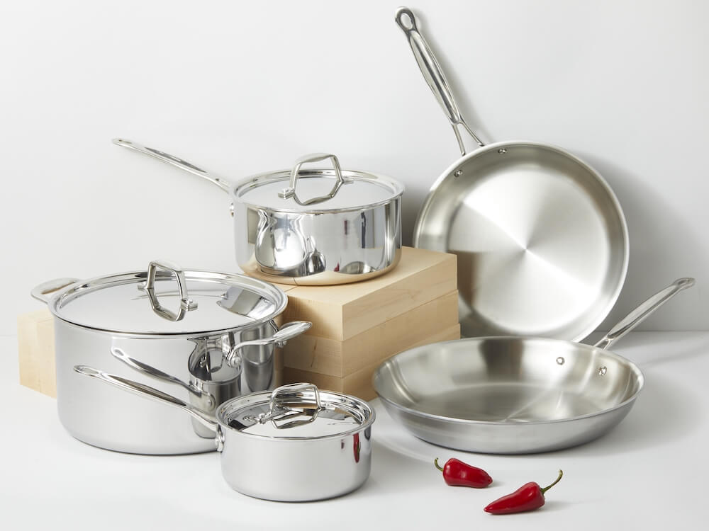 Cookware Set Plus