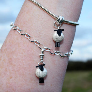 Chunky Sheep Bracelet