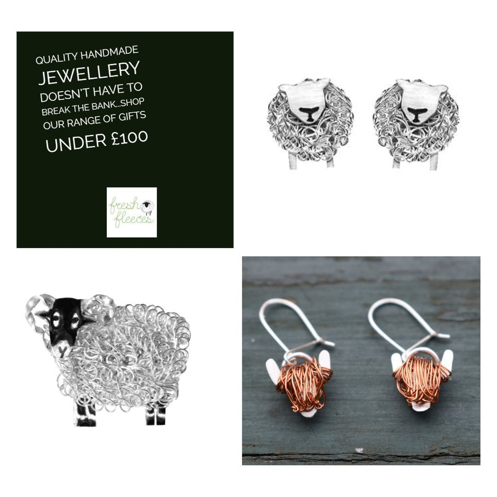 Sheep gifts under £100