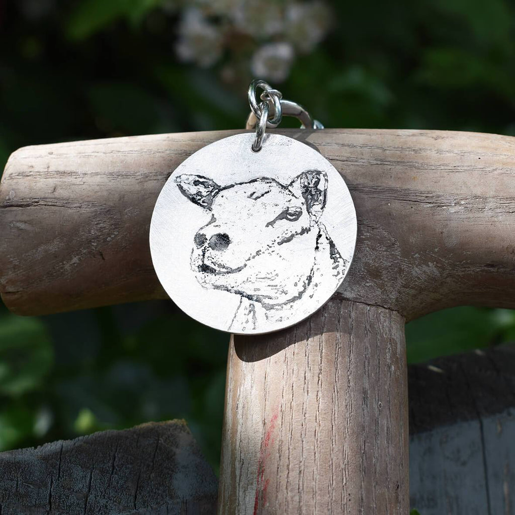 More silver sheep keyrings join the flock!