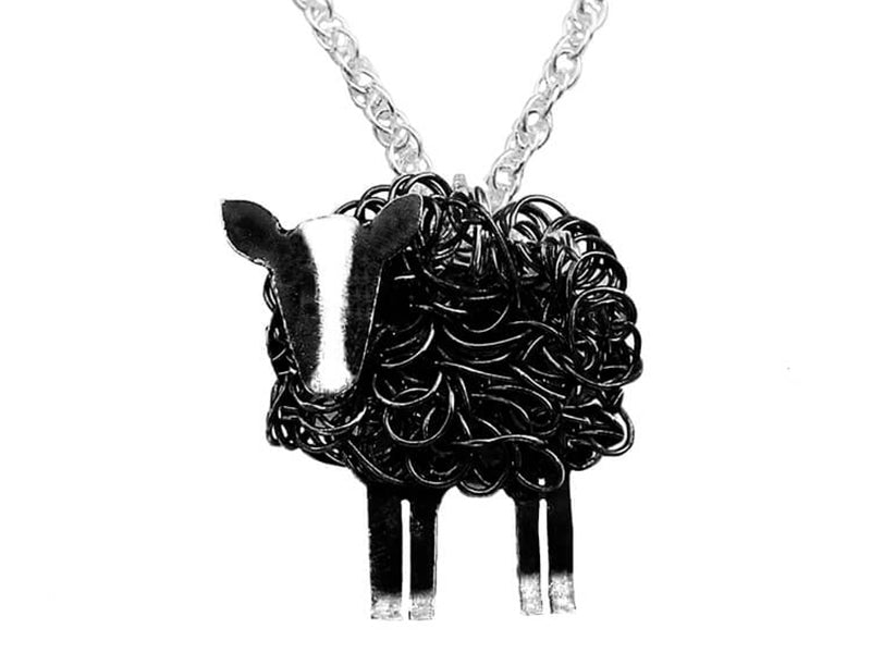 Have you seen our Zwartbles?