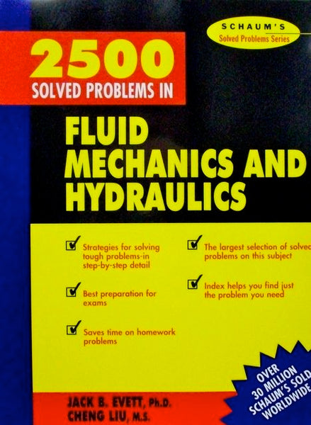 2500 Solved Problems in Fluid Mechanics and Hydraulics***OP***