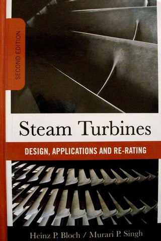Steam Turbines: Design, Applications and Re-Rating