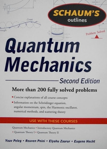 Schaum's Outlines: Quantum Mechanics