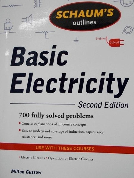Basic Electricity: 700 fully solved problems