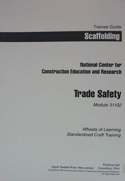 Trainee Guide Trade Safety Module 31102
