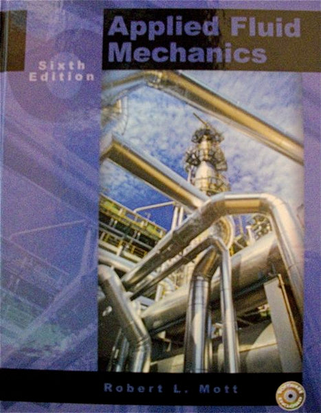 Applied Fluid Mechanics Sixth Edition