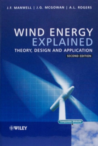 Wind Energy Explained: Theory, Design, and Application