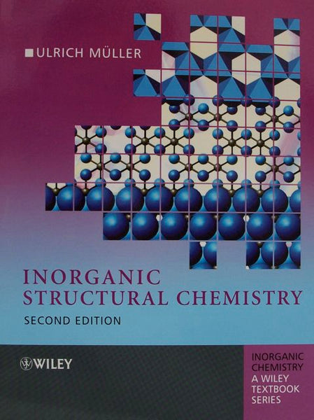 Inorganic Structural Chemistry Second Edition