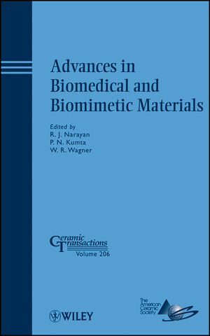 Advances in Biomedical and Biomimetic Materials