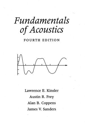 Fundamentals of Acoustics Fourth Edition