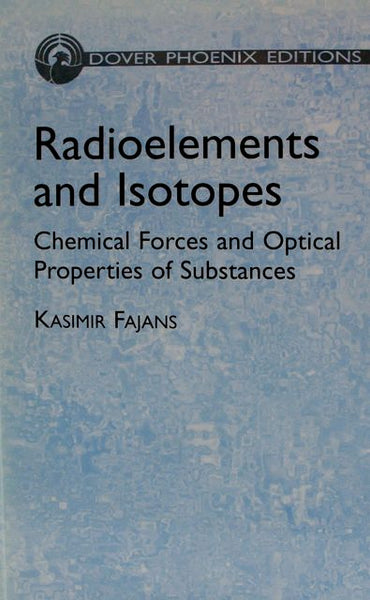 Radio elements and Isotopes