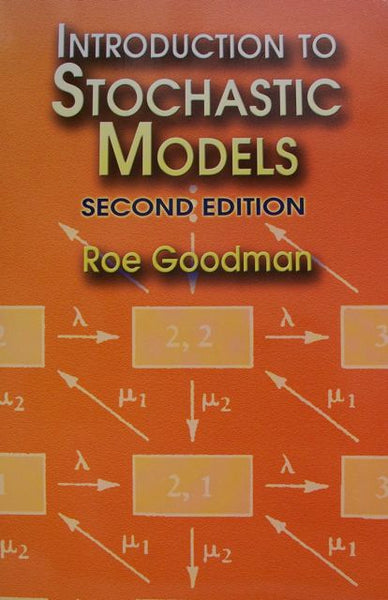 Introduction To Stochastic Models Second Edition