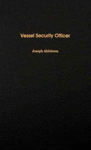 Vessel Security Officer