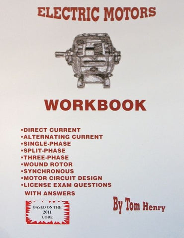 Electric Motors Workbook