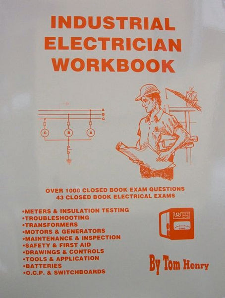 Industrial Electrician Workbook 2008