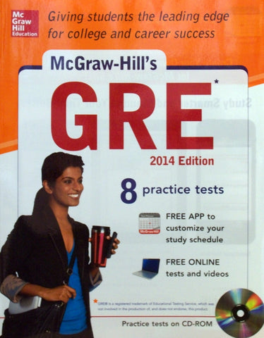 McGraw-Hill's GRE