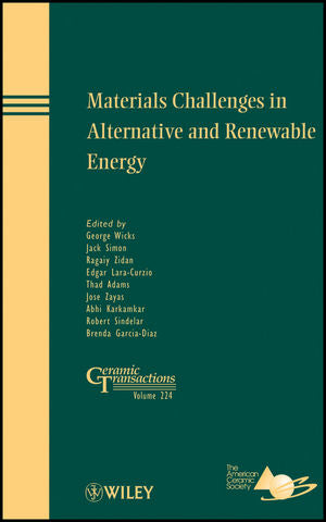Materials Challenges in Alternative and Renewable Energy