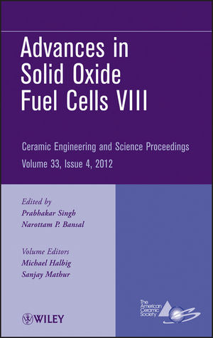 Advances in Solid Oxide Fuel Cells VIII, Volume 33, Issue 4