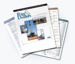 Rigs & Drilling Analysis Report