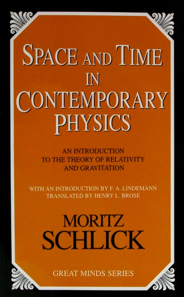 Space And Time Contemporary Physics